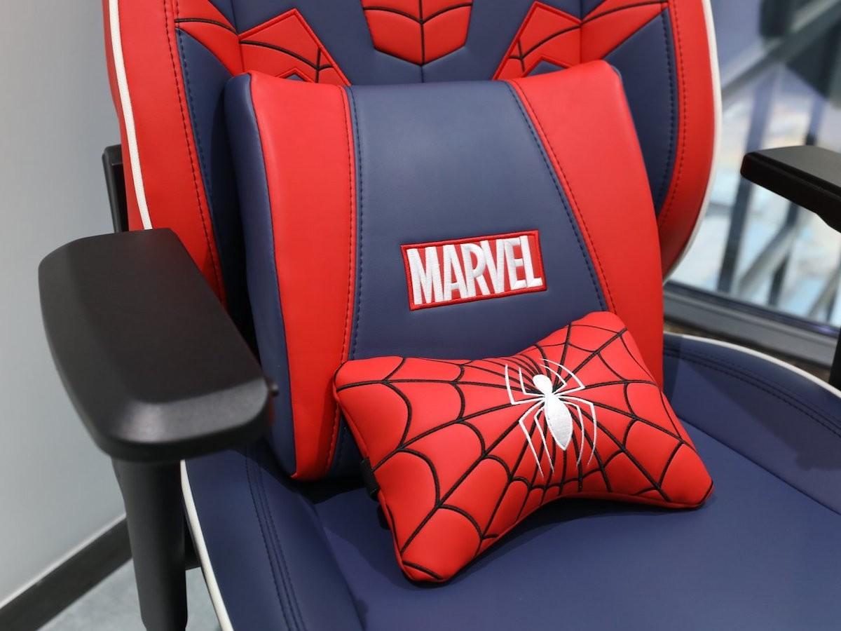Andaseat Marvel Collaboration Series superhero gaming chairs have an ergonomic design thumbnail