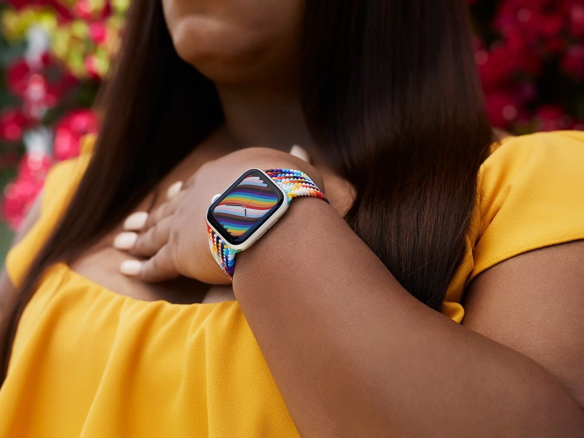 Apple Watch Pride Edition bands are an illustration of support for the LGBTQ+ community