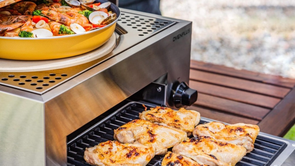 Capt'n Cook OvenPlus Salamander All-in-One Grill