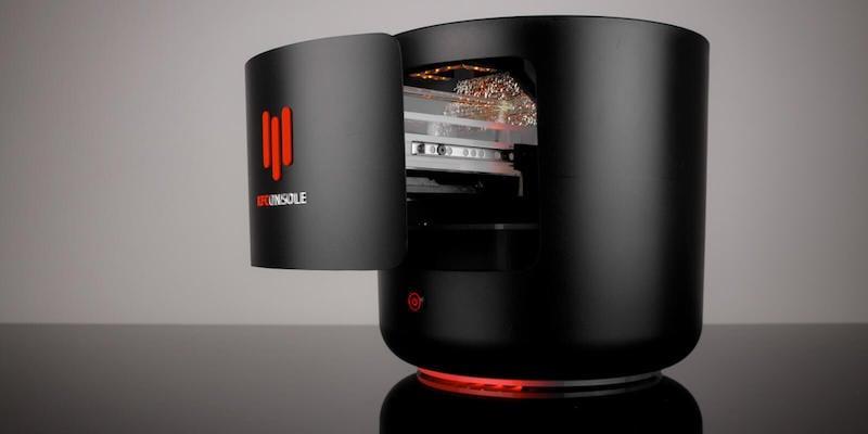 Cooler Master KFConsole bucket-shaped gaming PC