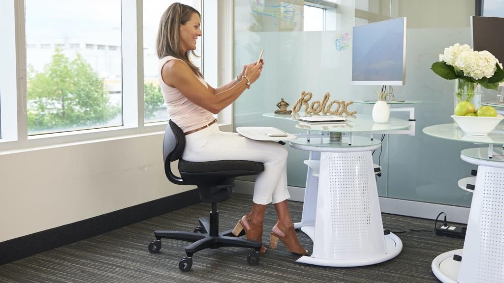 CoreChair active sitting desk chair