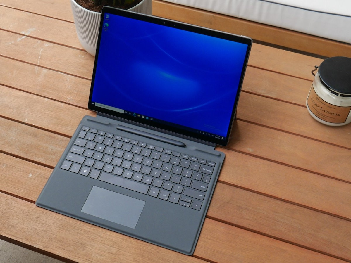 Dell Latitude 7320 Detachable 13-inch laptop features ExpressSign-in and ExpressCharge