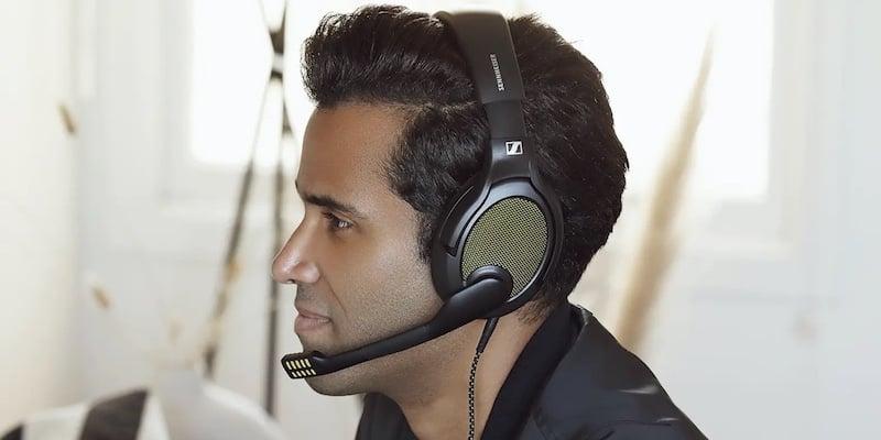 Drop x Sennheiser PC38X gaming headset