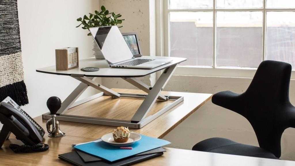 Fully Cora Standing Desk Converter