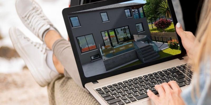 HUKAYA Home web-based design platform