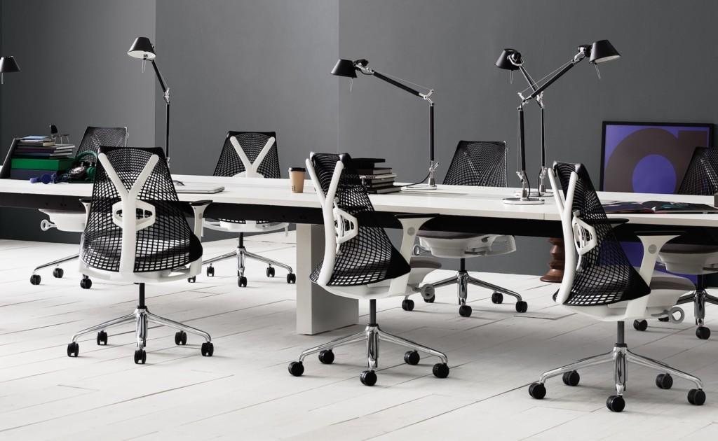 Herman Miller Sayl Customizable Office Chair