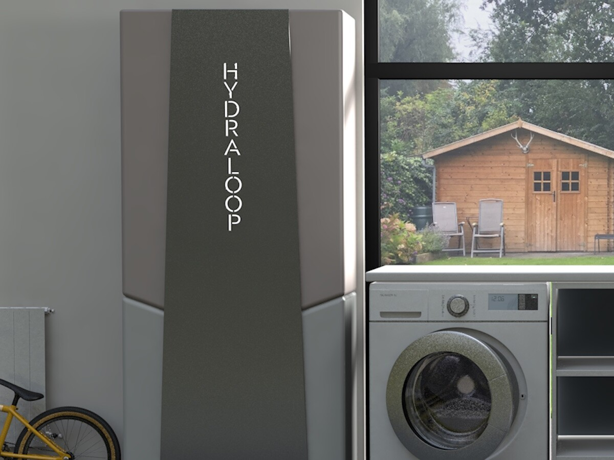 Hydraloop water recycling system lowers your water and energy bills in an eco-friendly way