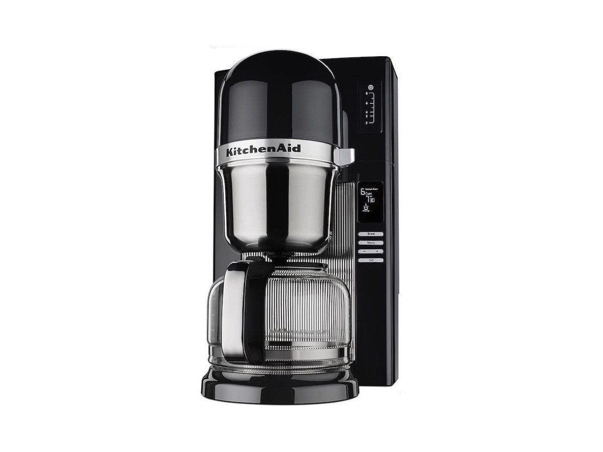 KitchenAid KCM0802 Auto Pour Over Coffee Brewer delivers great flavor every time
