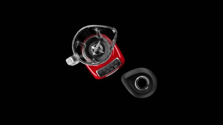 KitchenAid KSB1570ER 5-Speed Blender holds up to 56 ounces