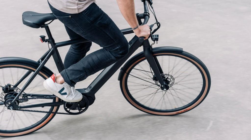 Lekker Bikes Amsterdam+ minimal eBike
