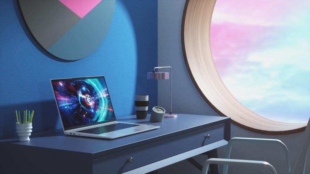 Lenovo IdeaPad 5G family laptop