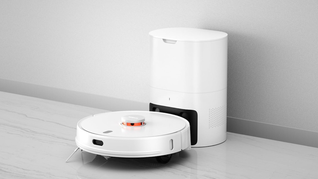 Lydsto R1 self-emptying robot vacuum