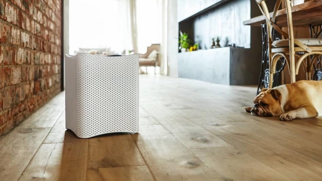 Mila smart quiet air purifier