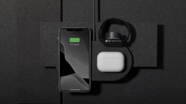 Native Union Drop XL Wireless Charger Watch Edition includes a detachable Apple Watch puck