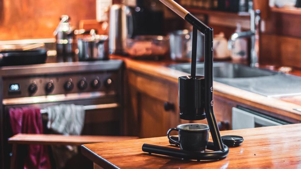 Coolest espresso gadgets to treat the coffee lover in you Newton Espresso Brua home espresso maker
