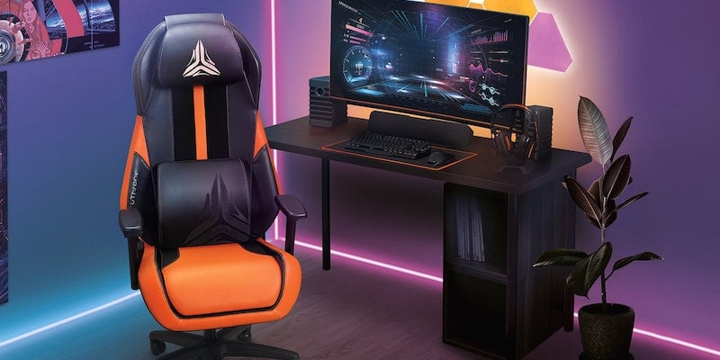 Pro-quality gaming gadgets and gear to level up your gaming OSIM Predator Gaming Chair X