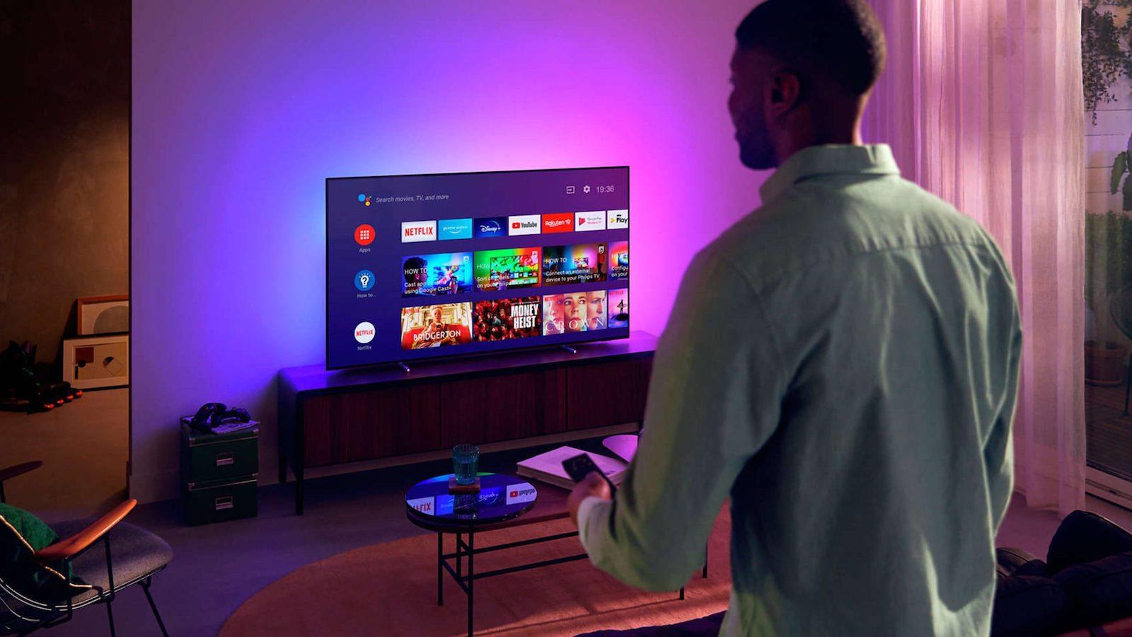 Phillips 7 Series OLED TVs