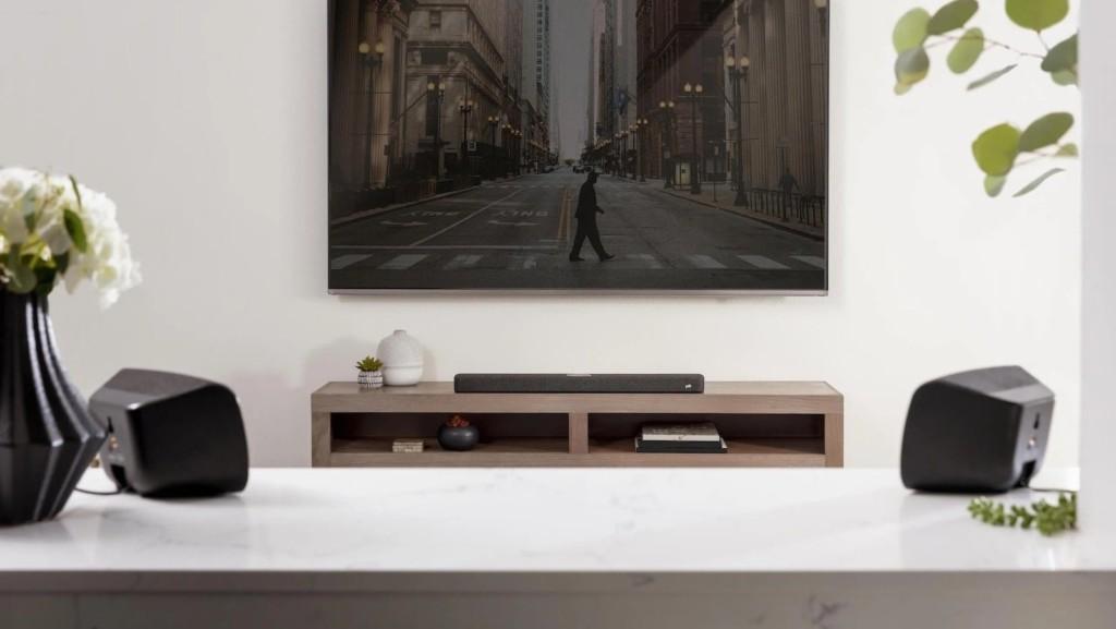 Polk Audio React home theater soundbar