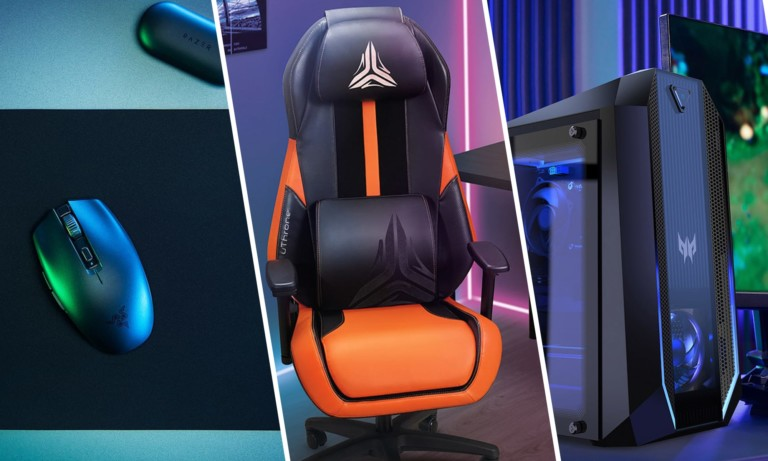 Pro-quality gaming gadgets and gear to level up your gaming