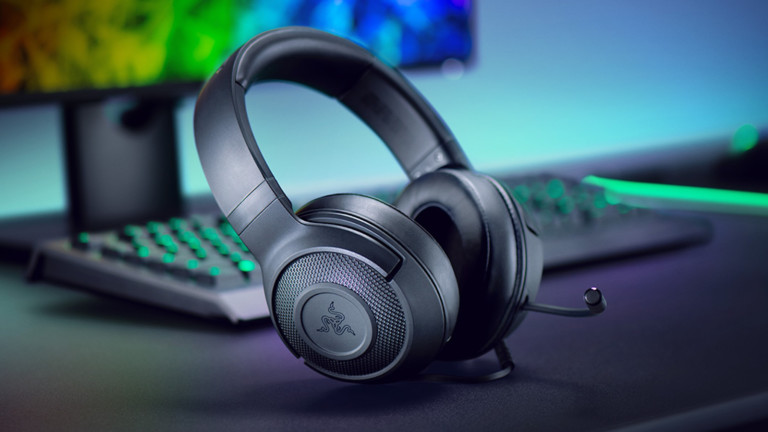 Razer Kraken gaming headset boasts cooling gel-infused ear cushions to limit heat build-up