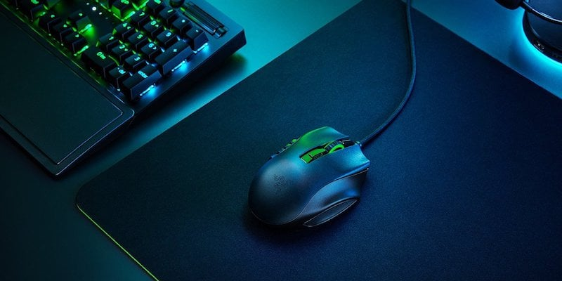 Pro-quality gaming gadgets and gear to level up your gaming Razer Naga X ergonomic MMO gaming mouse