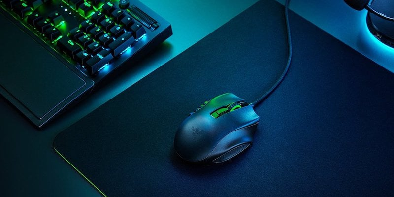 15 popular refurbished tech gadgets with amazing deals you need to check out now Razer Naga X ergonomic MMO gaming mouse