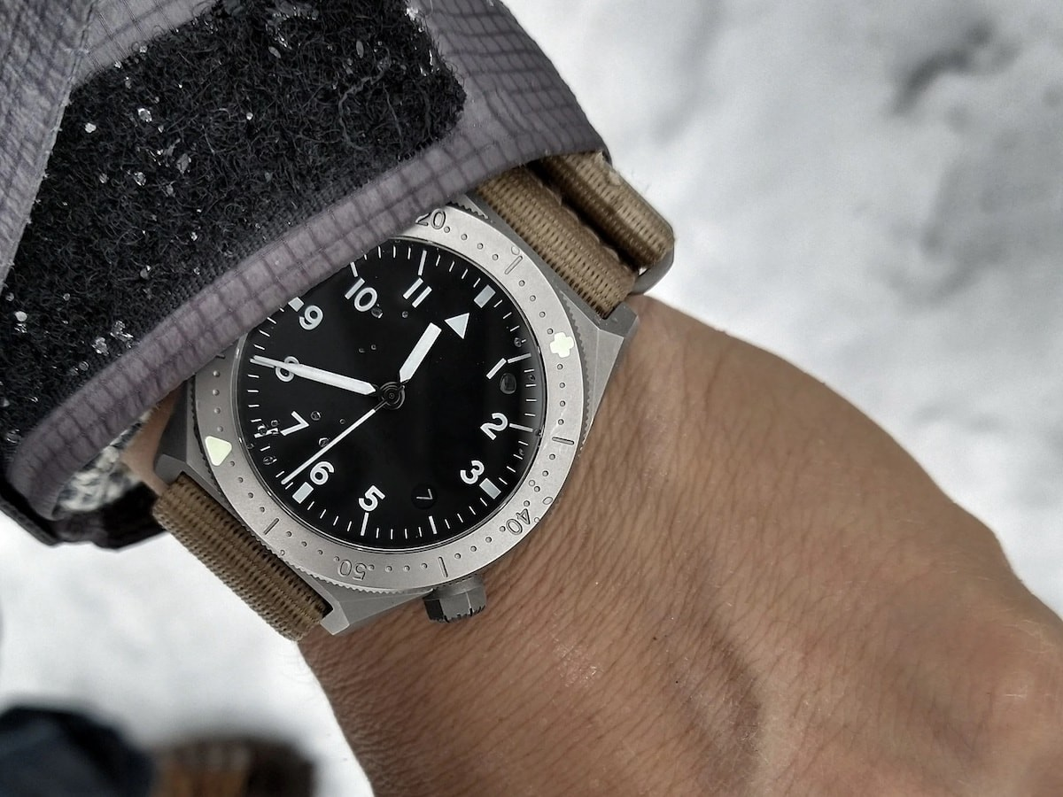 Redux & Co. pilot-diver mission watches are named for navigation points across the globe