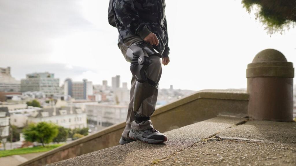 Roam Robotics Ascend wearable robotic orthosis