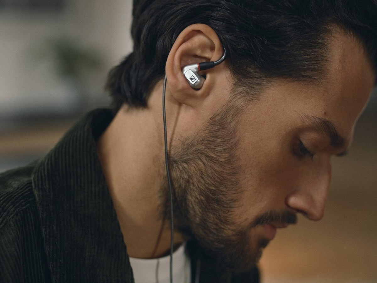 Sennheiser IE 900 audiophile headphones boast X3R technology for super pure sound