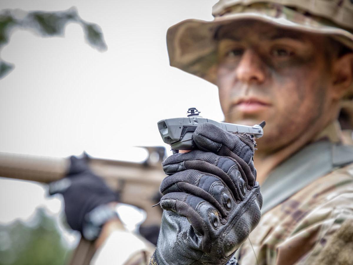 Teledyne FLIR Black Hornet PRS soldiers' drone boasts lifesaving Nano UAV technology