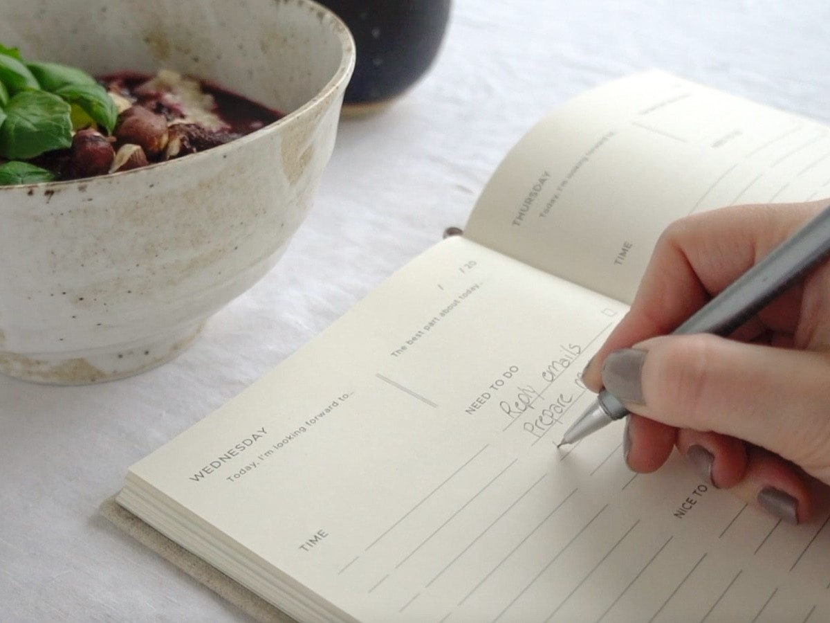 The VOCATION Planner all-in-one journal combines everything you need in one place