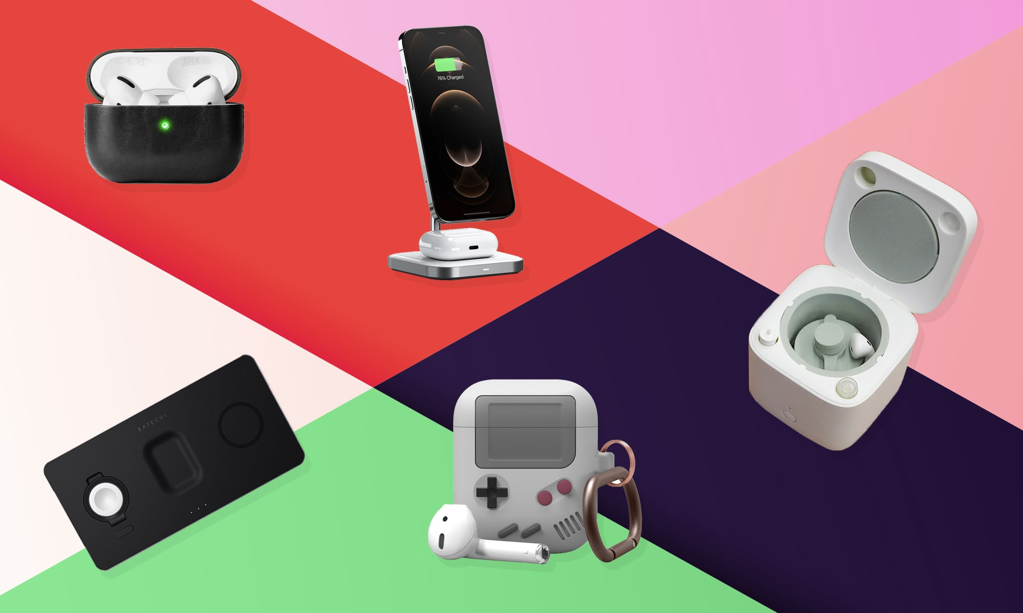 The coolest AirPods gadgets and accessories you can buy that will make you love them more featured image