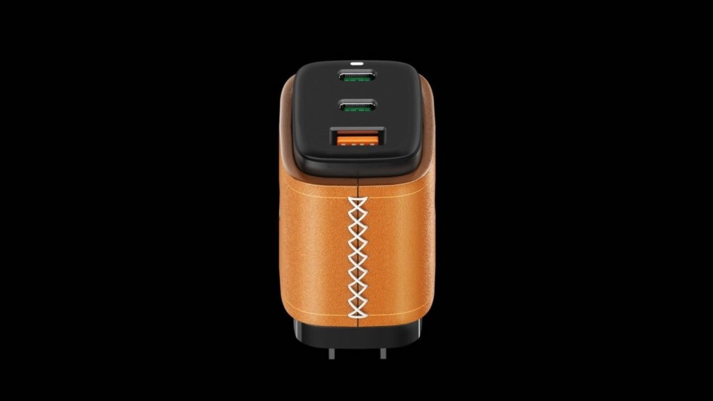 This compact GaN charger gives you seriously impressive power VogDUO 65W GaN PD Wall Charger