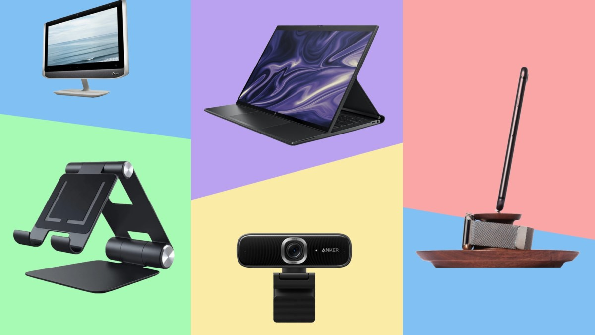 WFH guide 2021—these gadgets will help you be more productive while working at home