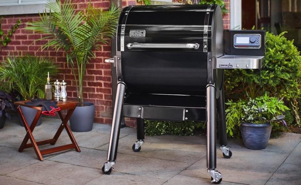 Best BBQ gadgets to buy for summer 2021 Weber SmokeFire Series Smart Pellet Grills