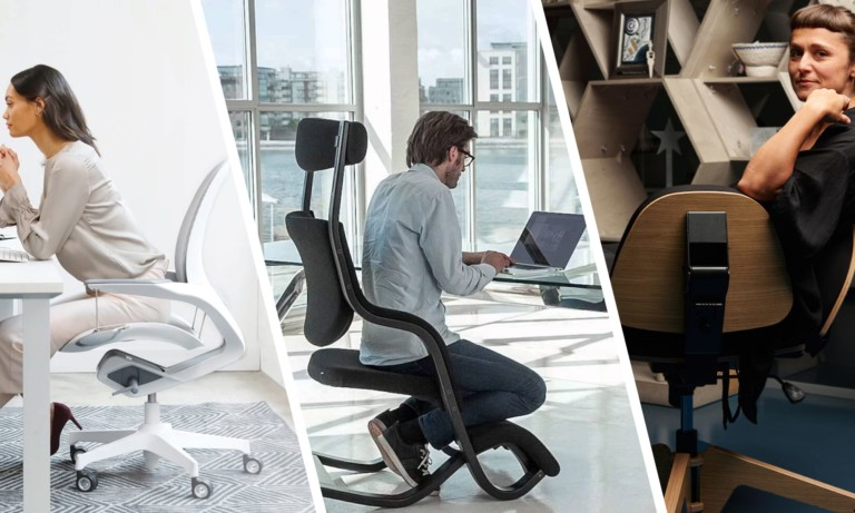Which office chair should you buy for your workspace?—kinetic structures, modular designs, & more