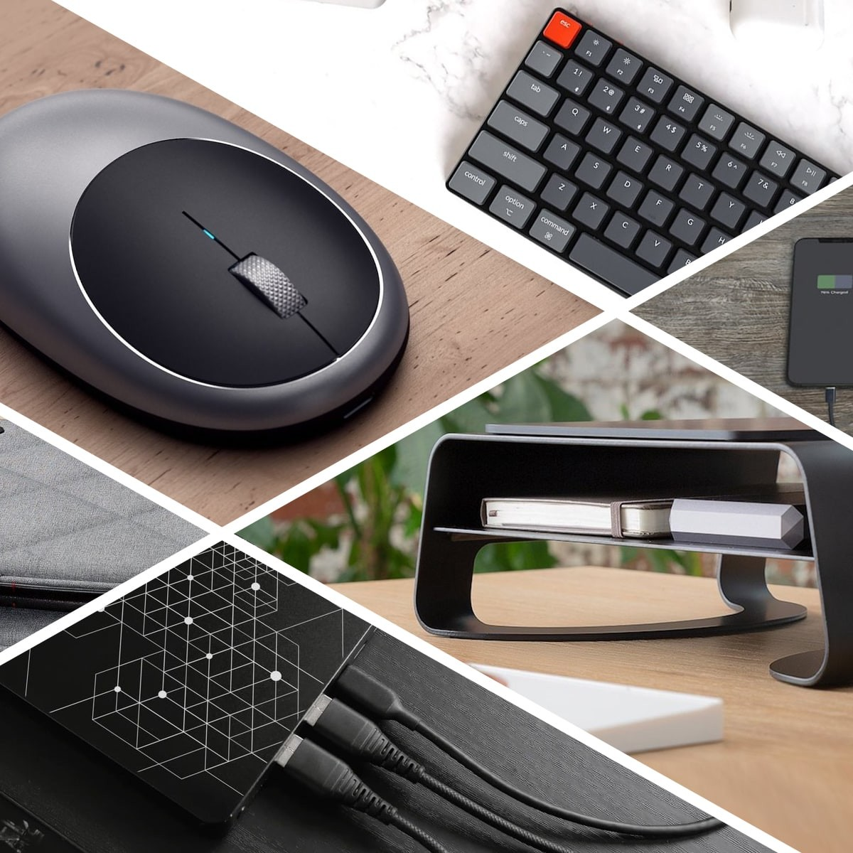 The best MacBook gadgets—discover the best stands, chargers, cases, and more thumbnail