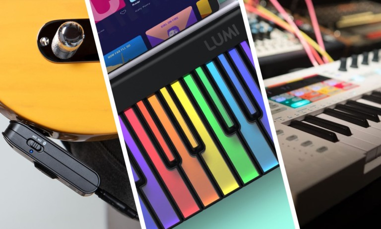The best music gadgets and accessories—a smart amp, a wearable music ring, and more