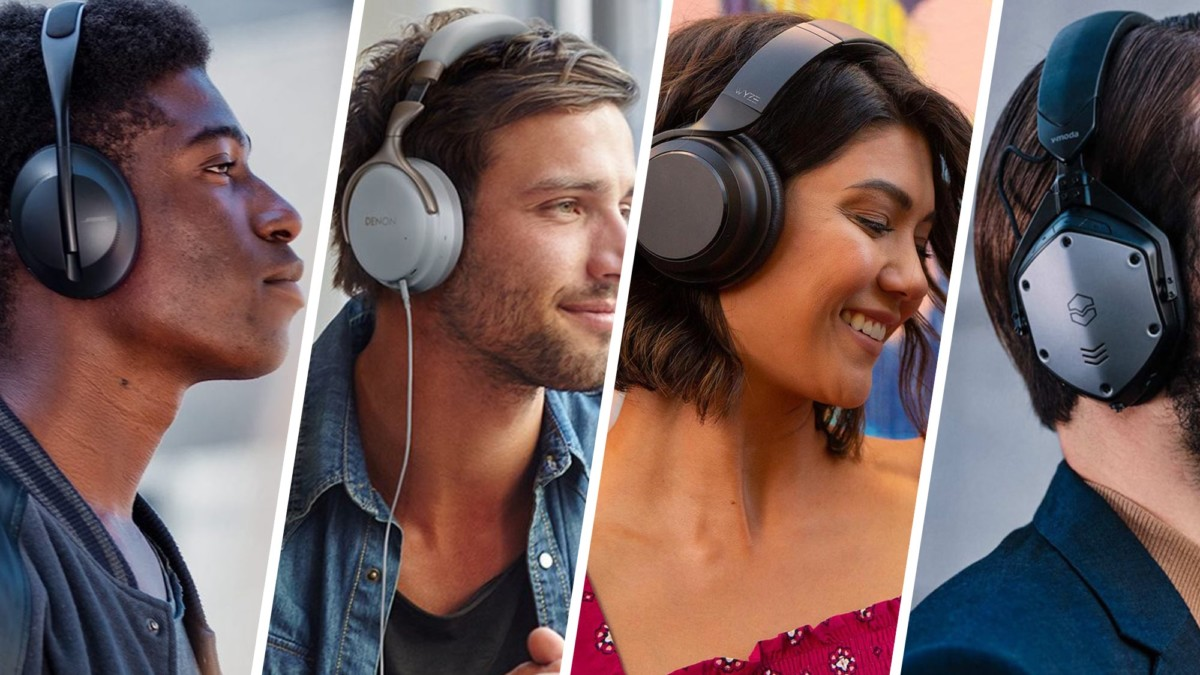 The best noise-canceling headphones that you can buy now to help you stay focused