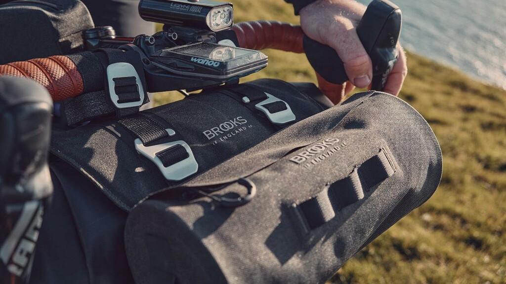 Brooks England Scape bike bag collection