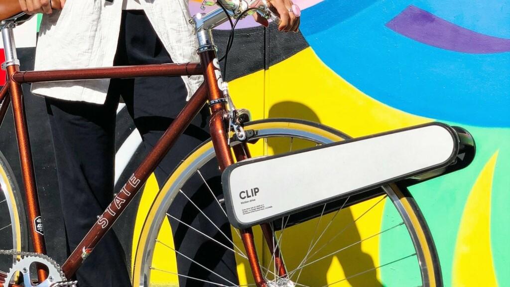 CLIP portable eBike upgrade