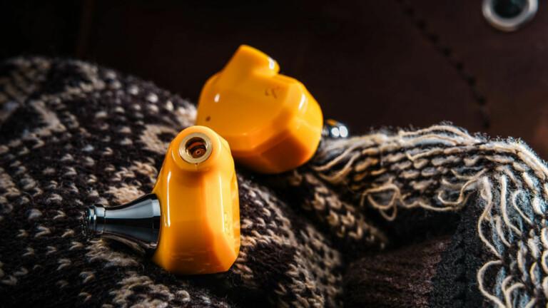 Campfire Audio Honeydew dynamic earbuds boast a custom full-range 10 mm dynamic driver