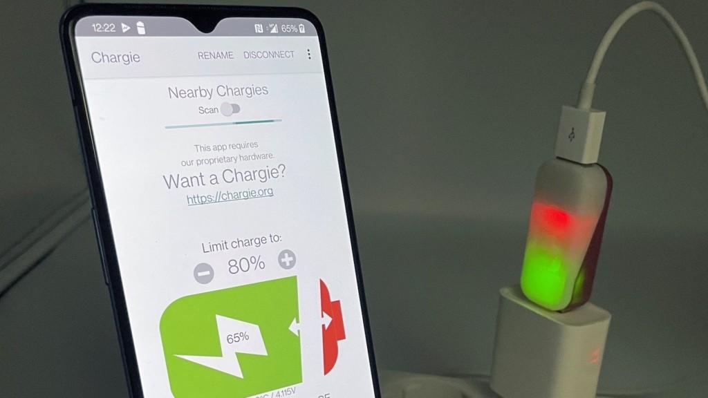 Chargie phone battery lifespan extender