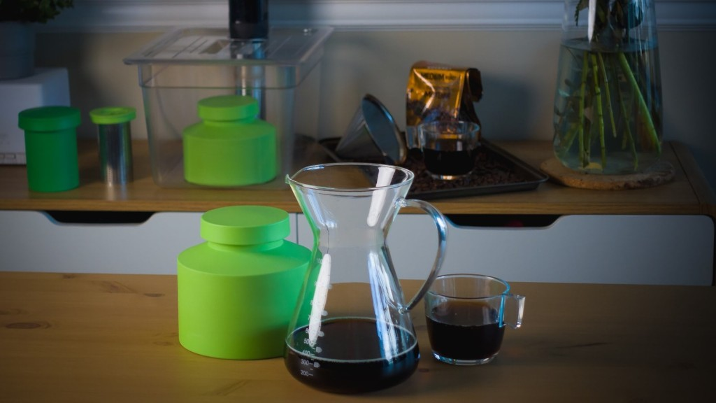 VThis home infusion kit makes it easy to create your own infused oils, coffee, and more