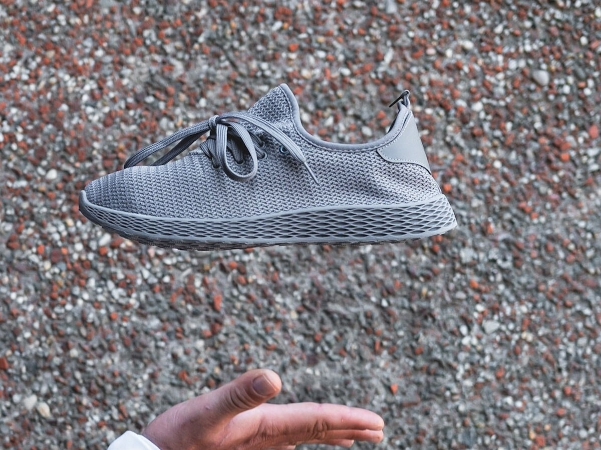 Drip Design Studio Drizzle hybrid sneakers are naturally 1.7x lighter than running shoes