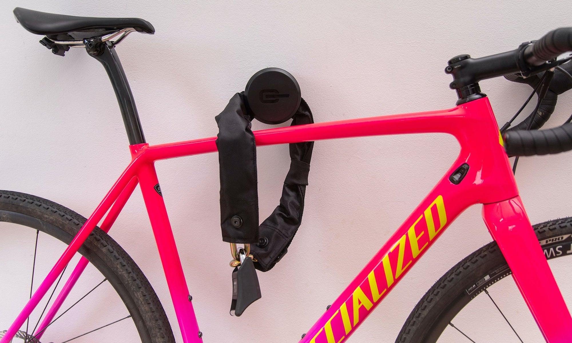 Hiplok ANKR Maximum Security Bicycle Anchor