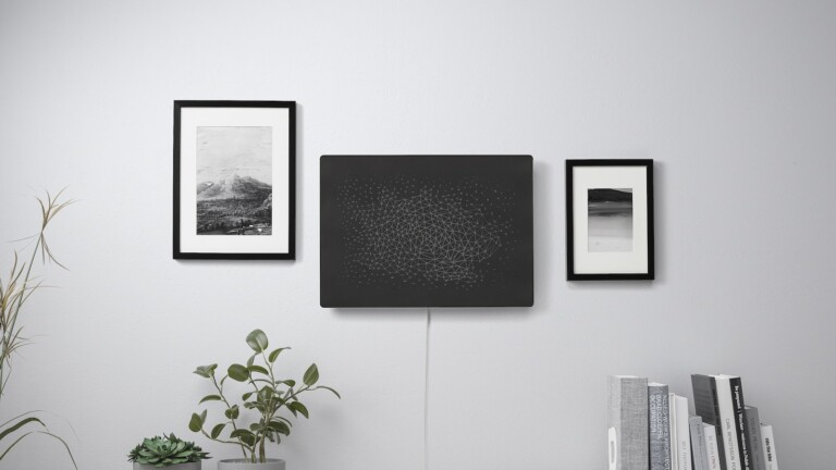 IKEA x Sonos SYMFONISK Picture Frame Wi-Fi Speaker is a smart piece of art for your home