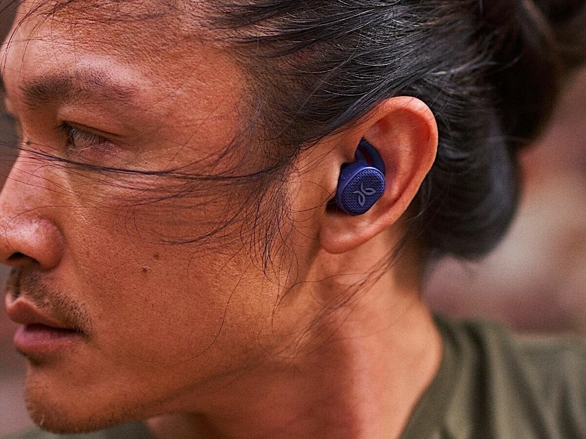 Jaybird Vista 2 sleek ANC earbuds help you focus and offer spatial awareness and safety