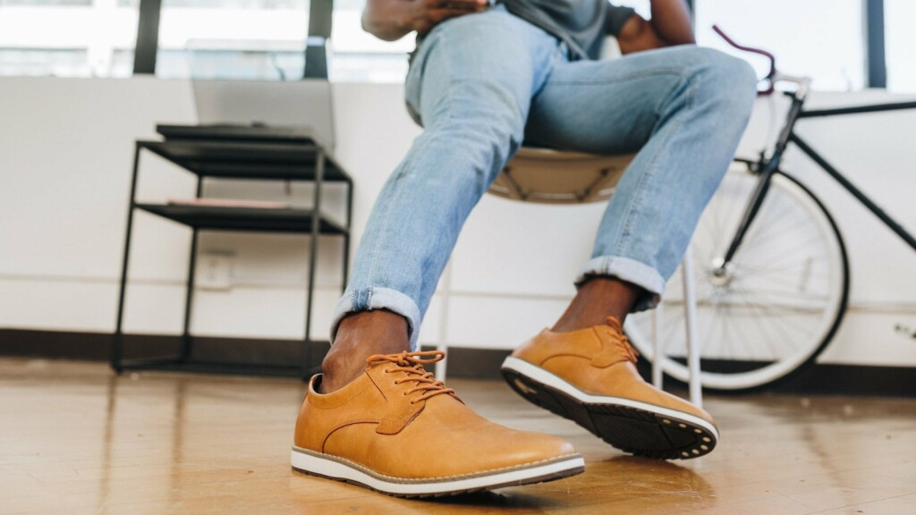 John Candor Shoes cross-occasional footwear