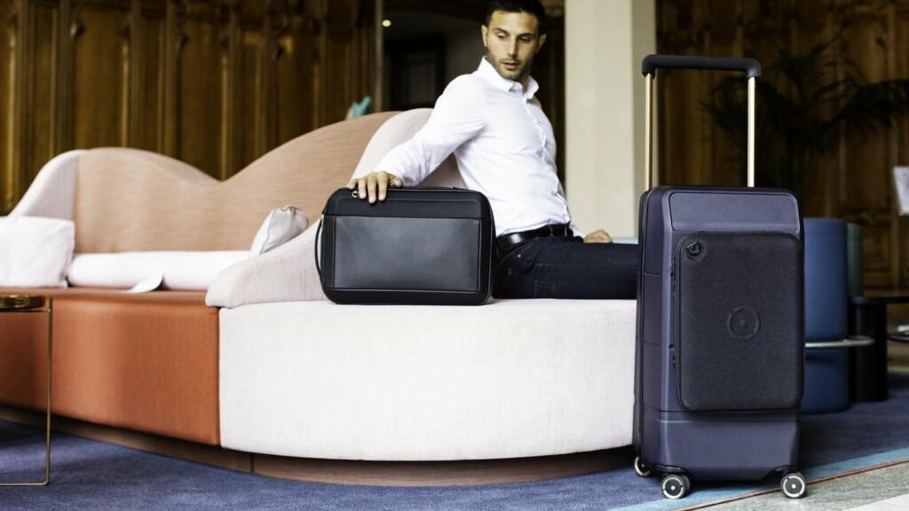 KABUTO Luggage Trunk x Backpack